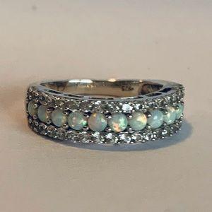 CHARM DIAMOND CENTRES Opal Ring